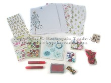 Scrapbooking set