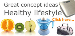 Great concept ideas - Healthy lifestyle